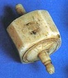 Antique Ivory Dreidel